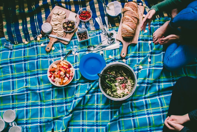 Planning A Picnic For A Romantic Date